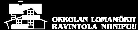 Okkolan lomamökit logo