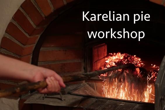 Karelian pie workshop