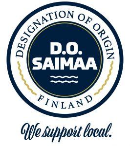 DO-saimaa logon käyttö on myönnetty ravintolalle paikallisten raaka-aineiden suosimisesta